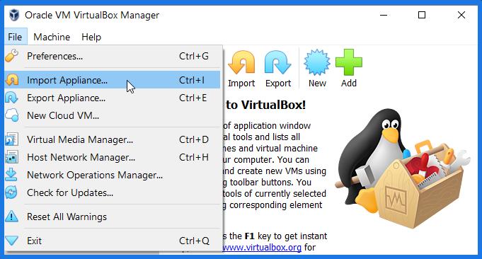 Import Chrome OS On VirtualBox