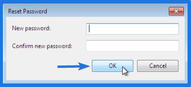 Windows 7 Reset Password