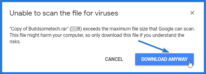 Download Anyway