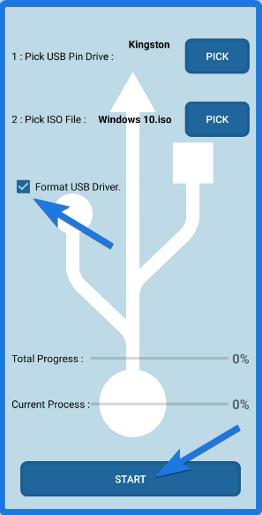 Format USB Driver