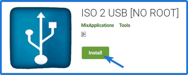 Install ISO 2 USB App
