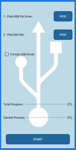 Open ISO 2 USB Application