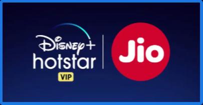 Jio Offers Free Disney+ Hotstar VIP Subscription