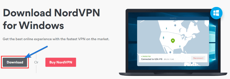 NordVPN Download Link