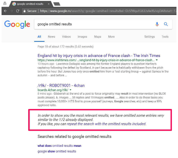 What does Google do with the Plagiarized Copied Content