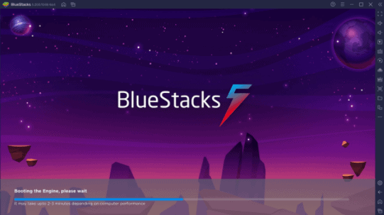 Install WiseView on Windows PC using BlueStacks