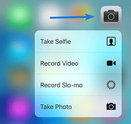 Use the 3D Touch Cool tricks