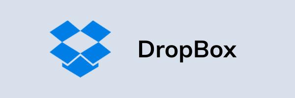DropBox - Cloud Storage App
