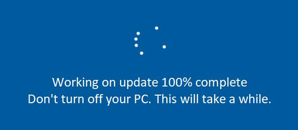 Upgrading or Updating Windows 10