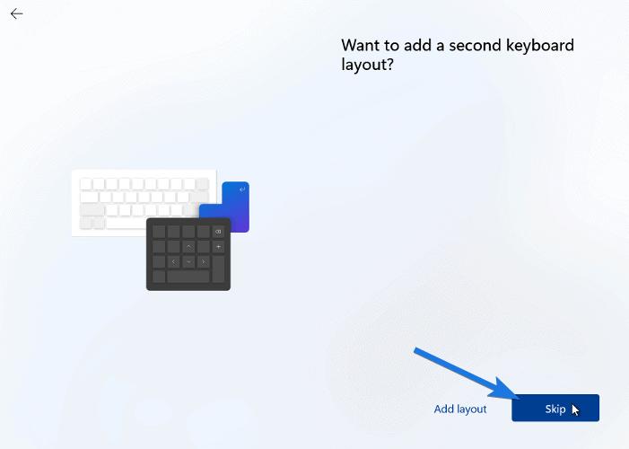 Add a Second Keyboard Layout