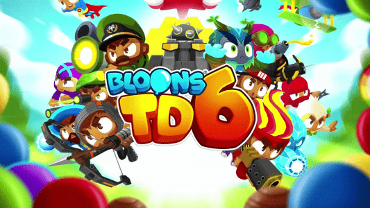 Baloons TD 6