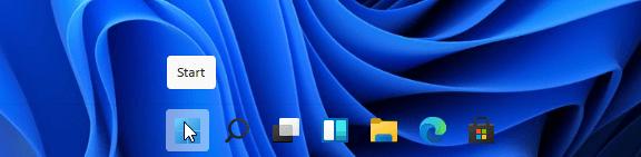 Taskbar Transparent in Windows 11