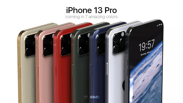 Apple iPhone 13 New Colors