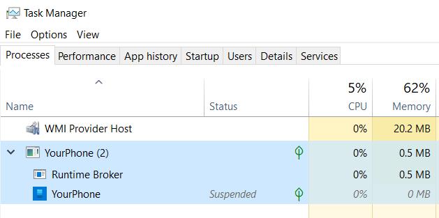 YourPhone.exe Process File