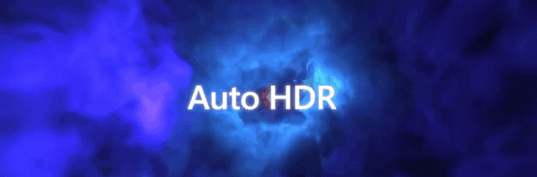 Auto HDR Feature in Windows 11